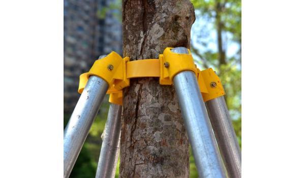 Giải pháp chống cây mới không cần cố định bằng đinh