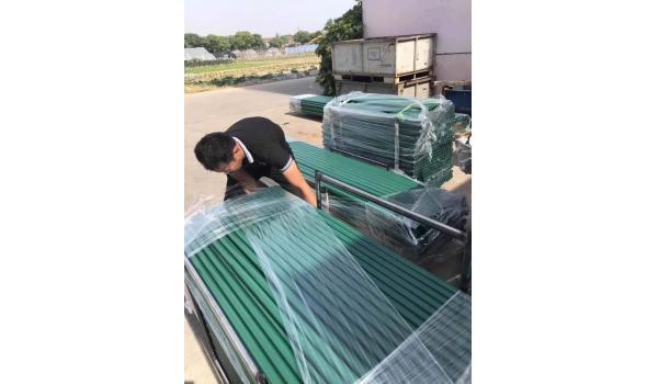 Khánh thành nhà máy công xuất 100 bộ chống cây 1h tại Gia Lâm Hà Nội